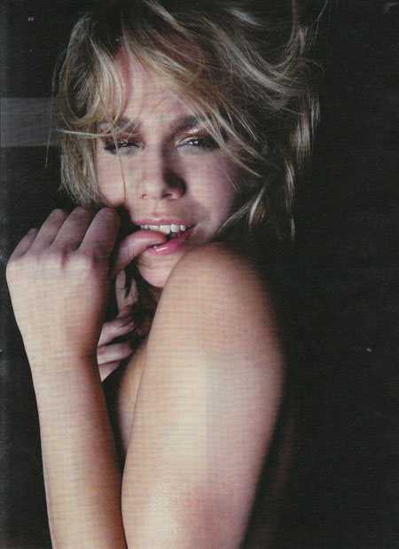 Nicolette Kluijver in Playboy